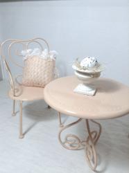 Table rose poudre copy